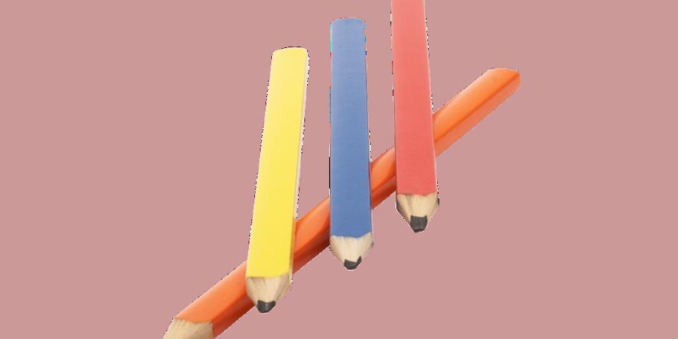 Bleistifte bedrucken
